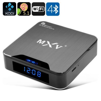 Android 11.0 TV Box - Wi-Fi, Bluetooth 4.0, H.265 Decoding, HDMI 2.0, KODI Support