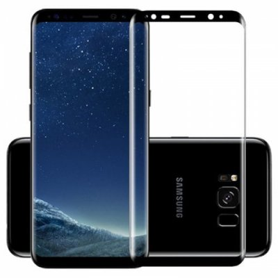 Tempered Protective Film for Samsung S9 Plus - BLACK