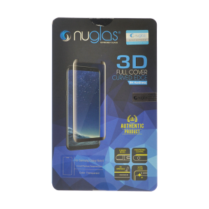 NuGlas Tempered Glass Screen Protector for Samsung Galaxy Note 8 (3D)