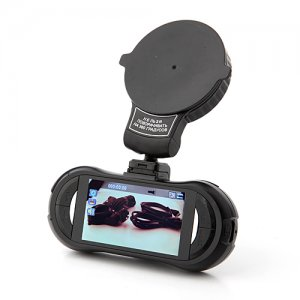 Sunty A50 Car DVR 1080P Full HD Motion Detection Night Vision Wide Angle HDMI