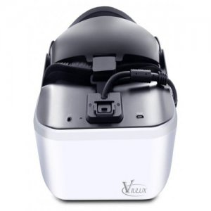 VIULUX V8 VR 3D Headset for PC 5.5 inch - WHITE