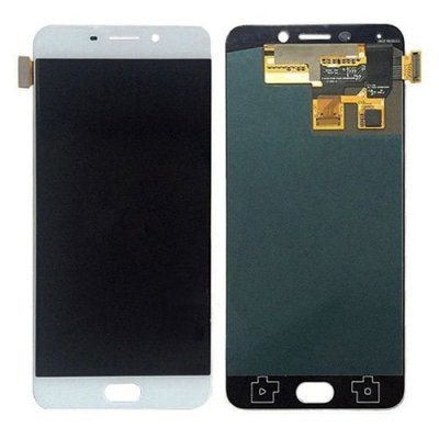 Original OPPO White Digitizer LCD Screen for OPPO R9 - F1 Plus - WHITE