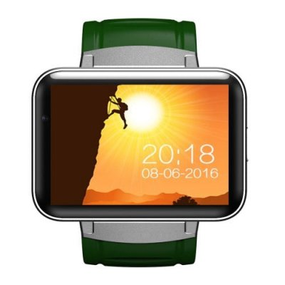 Smart Watch Support GPS Navigation Application Download - GREEN
