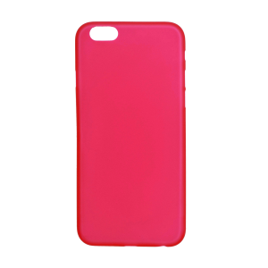 iPhone 6/6s Ultrathin Phone Case - Frosted Red