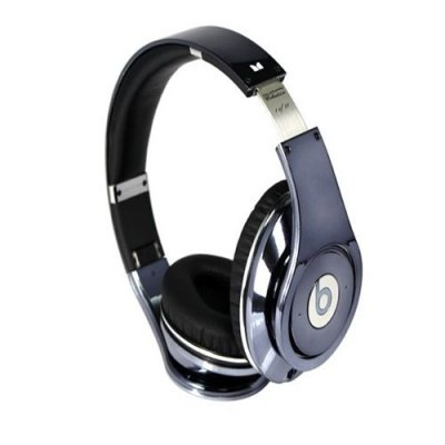 Beats By Dr.Dre Studio Colorware Chrome Limited Edition Over-Ear Headphones