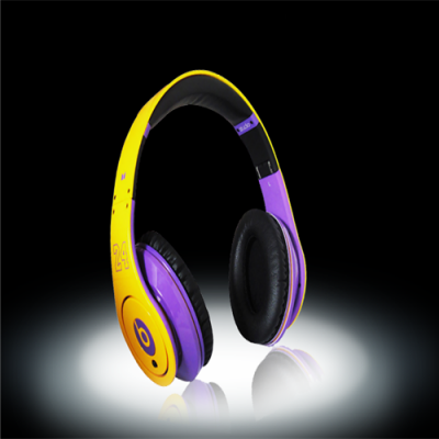 Beats By Dr Dre Studio Kobe Bryant Limited Edition Headphones