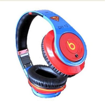 Beats By Dr Dre Superman Dwight Howard Studio Limited Edition