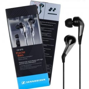 Sennheiser CX 870 Precise Bass earplug