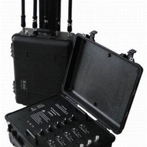 80W High Power Wireless Anti-explosion Jammer