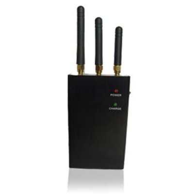 High Power Portable GPS and Mobile Phone Jammer(CDMA GSM DCS PCS )