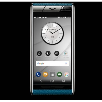 Vertu Aster Lagoon Calf Clone Android 11.0 Snapdragon 821 4G LTE luxury Phone
