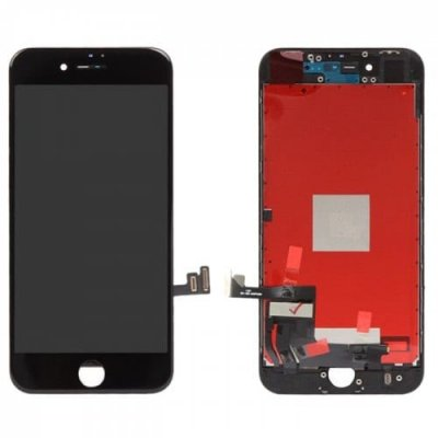 Replacement LCD Screen for iPhone 8 - BLACK