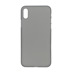 iPhone XS Ultrathin Phone Case - Frosted Black