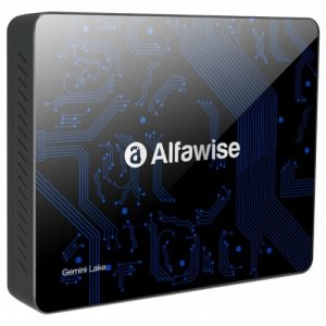 Alfawise T1 Mini PC - BLACK
