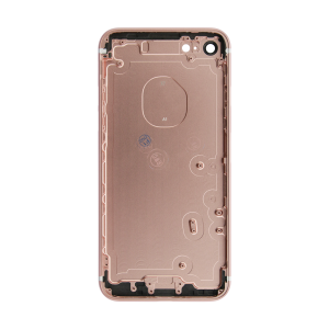 iPhone 7 Rear Case - Rose Gold (No Logo)
