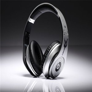 Beats By Dre Studio Michael Jackson Limited Edition Silver White Diamond