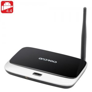 Android 9.1 TV Box 'Q7 2GIG' - Quad Core, 2GB RAM + 8G Memory, DLNA, 1080P, Wi-Fi Support