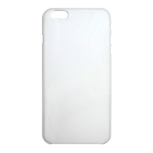 iPhone 6 Plus/6s Plus Ultrathin Phone Case - Frosted White