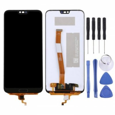 Digitizer Full Assembly LCD Screen for Huawei Honor 10 - BLACK
