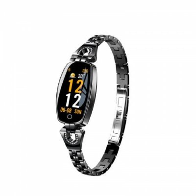 H8 Female Smart Bracelet - BLACK