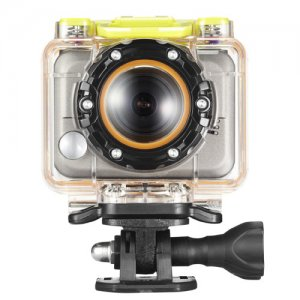 F18 Full HD 1080P 5.0 Megapixels Wide Angle Lens Digital Video Camcorder with External Waterproof Case