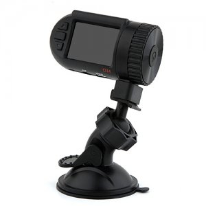 GS-608 Car Vehicle Mini Full HD DVR with 1.5 inch LCD TFT Screen 120 Degree Viewing Angle