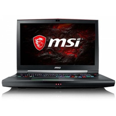 MSI GT75 8RF - 003CN Gaming Laptop - BLACK