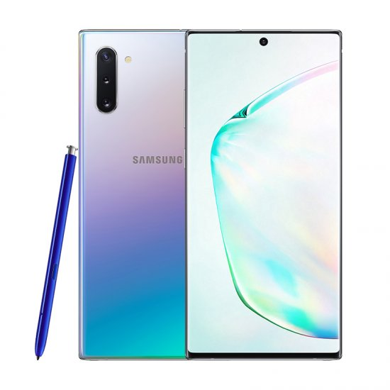 Samsung Galaxy Note 10+ Android 9 0 Phone Snapdragon 855 CPU
