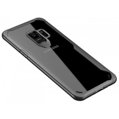 Wearable Phone Case for Samsung Galaxy S9 - BATTLESHIP GRAY