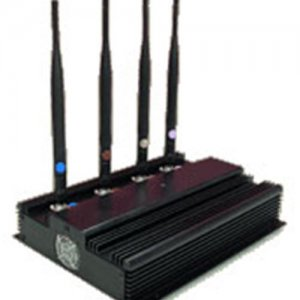 UHF/VHF Jammer (Extreme Cool Edition)