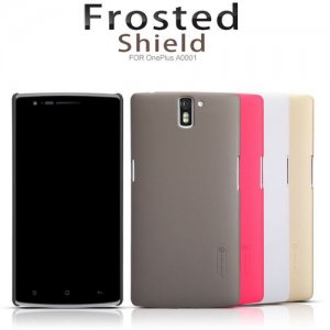 NILLKIN Super Frosted Shield for OnePlus One Smartphone