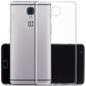 Soft Transparent TPU Case Cover for OnePlus 3