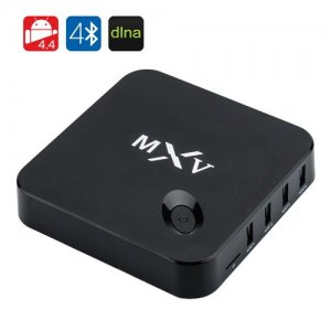 Quad Core Android 9.1 TV Box - Amlogic S805 CPU, 4 x USB, Micracast, DLNA, XBMC, Bluetooth 4.0