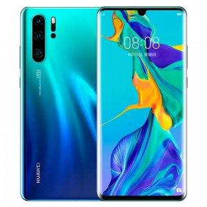 HUAWEI P30 Pro 6.47 inch 40MP Quad Rear Camera Wireless Charge 8GB RAM Kirin 980 Octa core 4G Smartphone