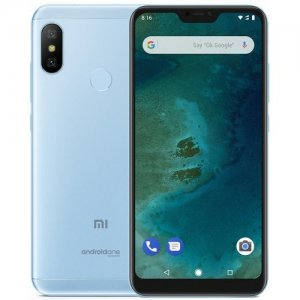 Xiaomi Mi A2 Lite 4G Phablet Global Version - LIGHT SKY BLUE