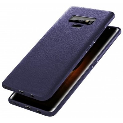 Case Cover for Samsung Galaxy Note 9 Silicone Thin Slim Leather - MIDNIGHT BLUE