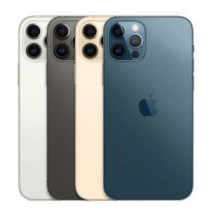 iPhone 12 Pro Clone iOS 14.1 6.1inch Super Retina Screen Quad Camera 64MP 5G Network RAM 6GB ROM 128GB 256GB 512GB