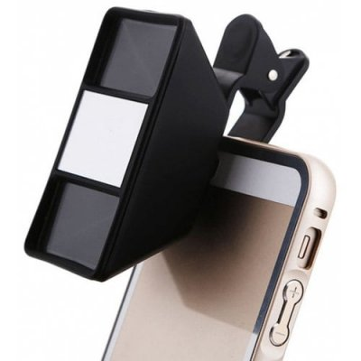 Mini 3D Phone Camera Lens - BLACK