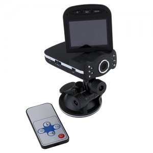 "HD 1080P 2.5"" TFT 10 LED Car DVR Video Camcorder SD Card AV Out"