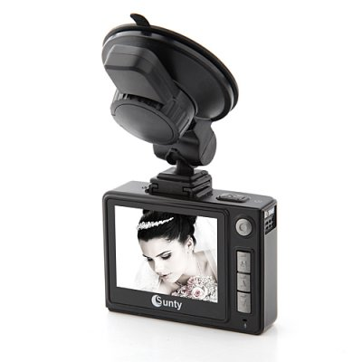 Sunty A21 Car DVR 1080P Full HD Motion Detection Night Vision Wide Angle HDMI