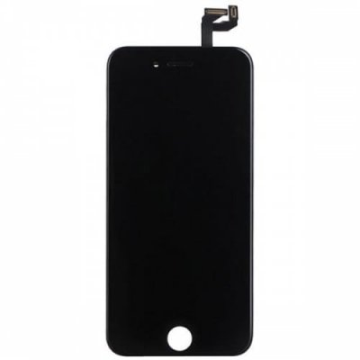 Black Screen Assembly For iPhone6 - BLACK