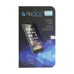 NuGlas Tempered Glass Screen Protector for iPhone 7 Plus (2.5D)