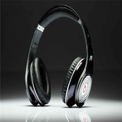 Beats By Dre Studio NFL Edition Headphones Philadelphia Eagles With the Diamond