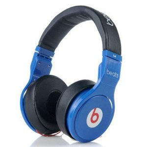 Beats By Dr Dre Pro Mini Headphones Blue