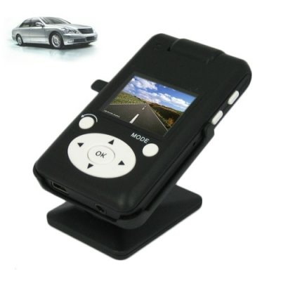 1.5 Inch TFT LCD Display Car DVR Support 3.0MP CMOS and Motion Detection