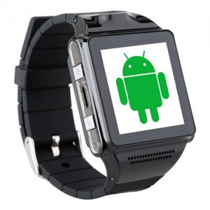"IKWEAR IK8 Smart Watch Phone 1.54"" Screen MTK6577 Dual Core Android 11.0 GPS 5.0 MP Camera"
