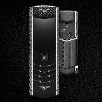 Vertu SIGNATURE FOR BENTLEY luxury Phone