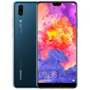 HUAWEI P20 4G Phablet English and Chinese Version - BLUE JAY