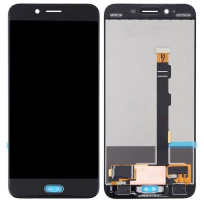 Original OPPO LCD Screen Digitizer Full Assembly for OPPO R9sk - BLACK