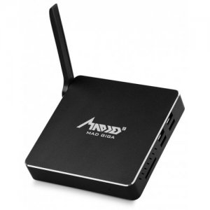 MAD GIGA AP34 Pro Mini PC with Dual-band WiFi - BLACK